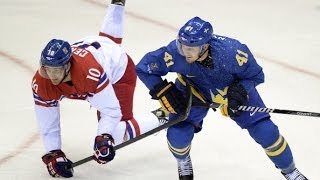 Sochi 2014 Olympics | Sweden vs Czech Republic Hockey