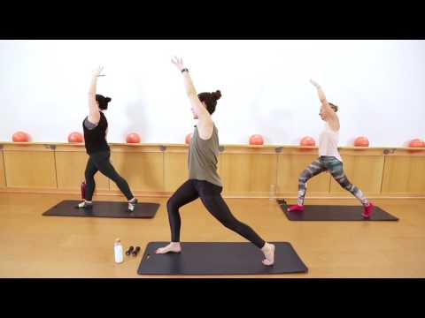 Barre3 Bedford - 30 Minute Workout #1