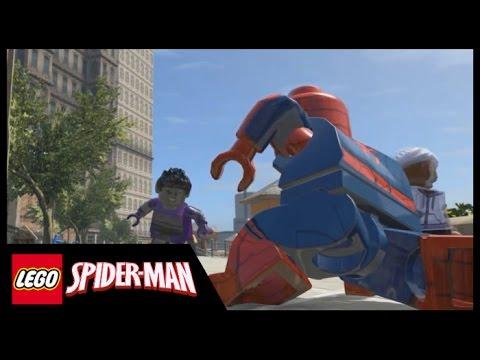 LEGO Человек-паук - второй трейлер