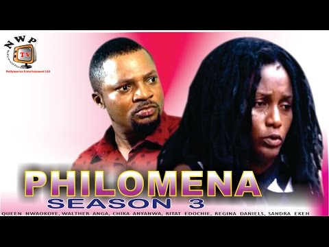 Philomena  The Stammerer Season 3 - 2015 Latest Nigerian Nollywood Movie