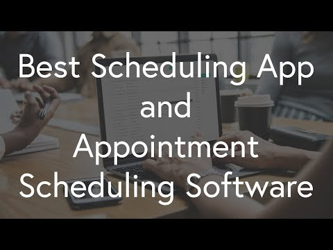 Scheduling App and Appointment Scheduling Software for Businesses