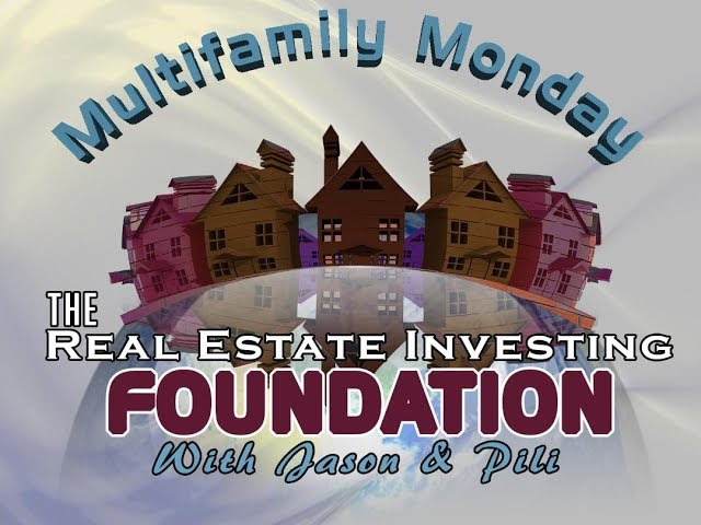 EP 160: Multifamily Monday - Large Vs. Small Multifamily Investing : The Big Debate