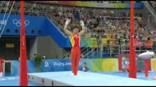 2008 Beijing Event Finals - Chen Yibing SR (Gold - 16.600)