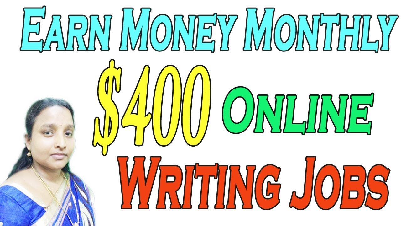 Write an assignment by money