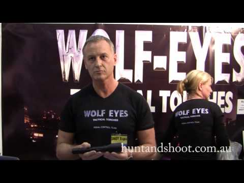 SSAA SHOT EXPO - Wolf Eyes Tactical Torches