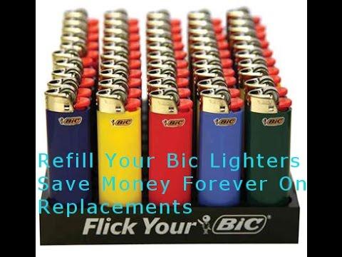 zippo lighter refill instructions