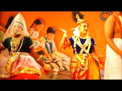 Manipuri dance Dar-Es-Salaam. Children's day- 2017