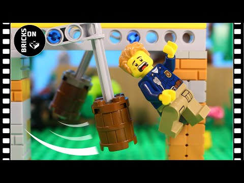 lego-police-academy-school-full-obstacle-course-city-bank-robbery-brickfilm-stop-motion-animation