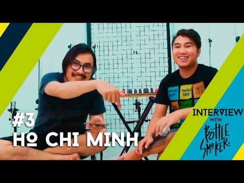 DCDC Dreamworld: Bottlesmoker #3 Ho Chi Minh (Interview)