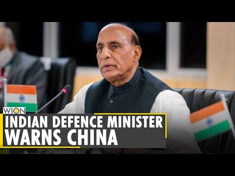 Indian Defence Minister Rajnath Singh warns China | India | Latest World English News | WION News