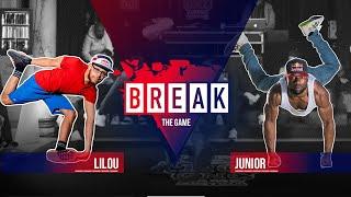 Lilou vs Junior - Break The Game Epizod 1