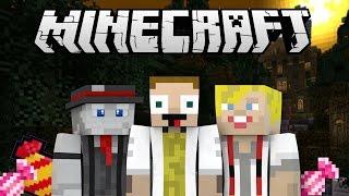 [GEJMR] Minecraft Minihry - Halloweenská Party Games!