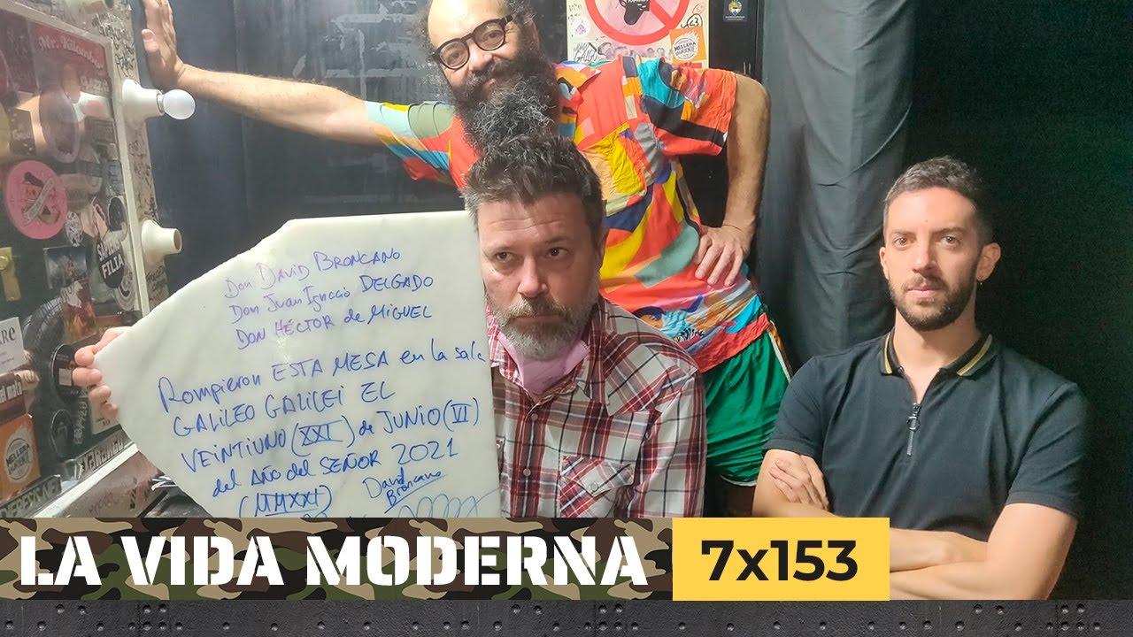 La Vida Moderna | 7x153 | Vuelven las mamadas