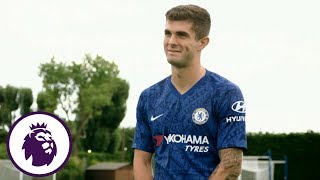 Christian Pulisic reflects on his journey to Chelsea  Premier League  NBC Sports