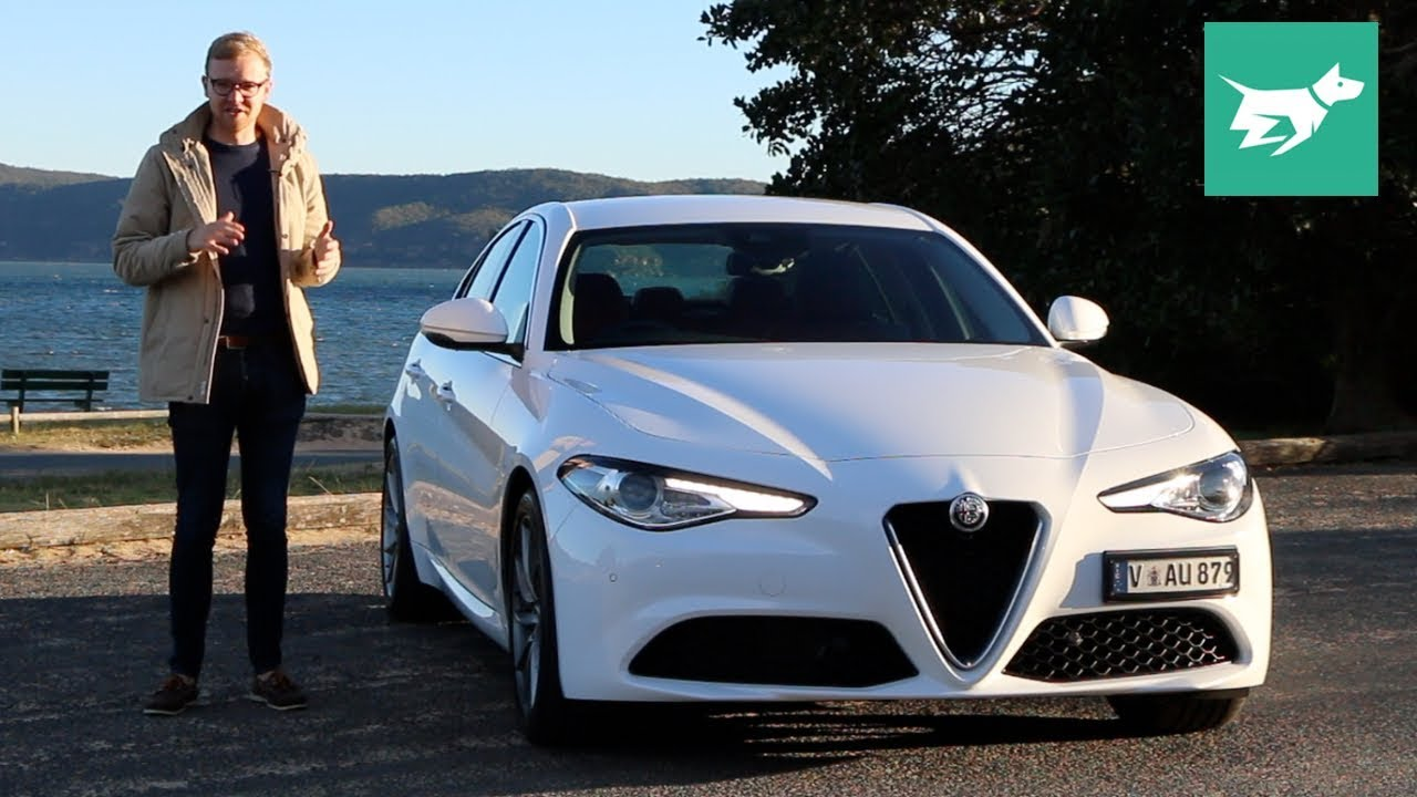 Alfa Romeo Giulia 2019 Review Youtube