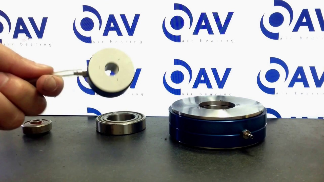 what is an air bearing