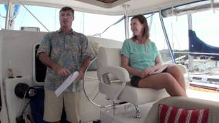 Antares 44 Barefeet: sailing around the world in a catamaran, part 4