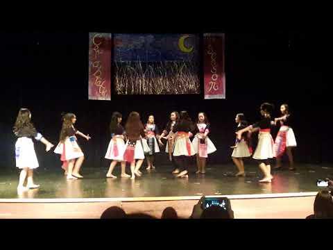 2017 Battle Creek Middle School Hmong Dance