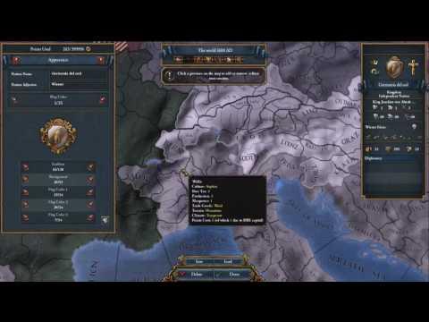 EU4 World Building ITA l'Europa degli Imperi