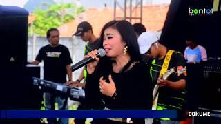 4K [DRONE] MENYULAM KAIN RAPUH - IRMA MELODIA - DANGDUT KOPLO NEW AJS (JAKARTA) - BONTOT RECORDS