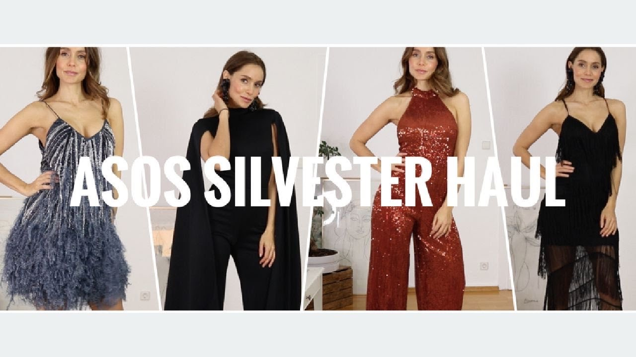 ASOS SILVESTER HAUL + TRY ON 11 (deutsch)