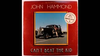 John Hammond - I Hate To See You Go (1975)