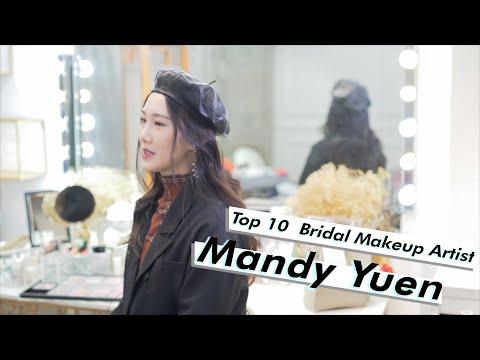 Mandy Yuen:「花藝其實好反映到新娘子既個人特質。」