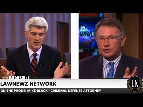 Attorney Mike Black Talks Morris Brothers Trial on LawNewz Network