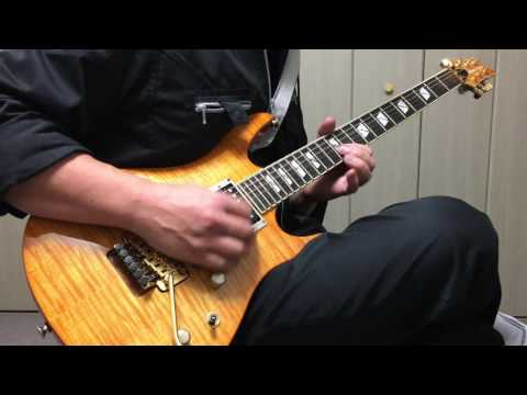 Night Ranger Sister Christian Guitar & Piano Cover