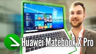 El se hiszitek hova rejtették a Webcam-et | Huawei Matebook X Pro bemutató videó