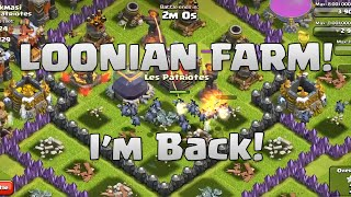 Clash of Clans - TH9 Balloonian Raids, I'm back!