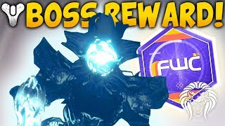 destiny 2 new bosses specific loot golden ship engram limit glitched tower iron banner