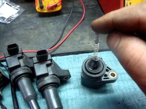 bobinas de ignição fit 1 4