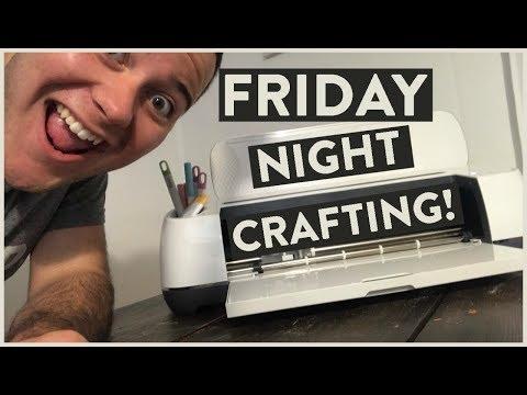 FRIDAY Night Crafting! 😆