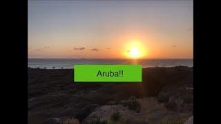 Aruba 2019 - Quick Video - California Lighthouse