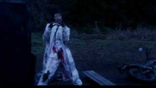 YOROI: SAMURAI ZOMBIE (Japan; 2008) Clip #2: Battling the Samurai Zombie