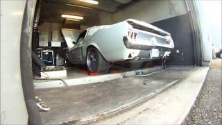 Mustang V8 compresseur