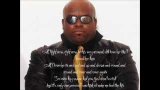 Cee Lo Green ft Melanie Fiona- Fool For You Lyrics