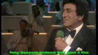 Tony Bennett in concert 1987 part 3 Why do people fall in love.