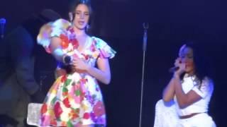 Lana Del Rey - Blue Jeans Live Corona Capital Mexico 2016