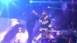 Joyner Lucas Brings Out Chris Brown To Perform Stranger Things
