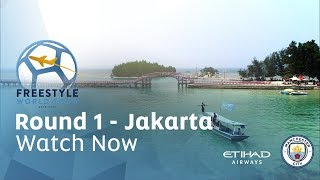 Freestyle World Tour | Round 1 - Jakarta | Gabriel Jesus designs mega challenge in paradise