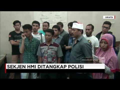 Sekjen HMI Ditangkap Polisi terkait Aksi 4 November