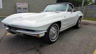 1964 Corvette for sale auto appraisal and test drive 800-301-3886