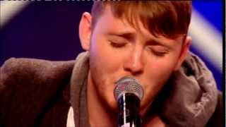 James Arthur  audition - The X Factor UK 2012
