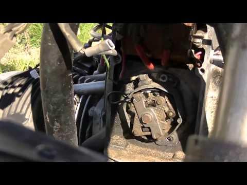 Видеозапись Регулировка зажигания на мотоцикле Урал от Auto overhaul