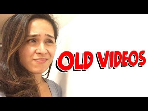 How I started Vlogging! OLD VIDEOS!