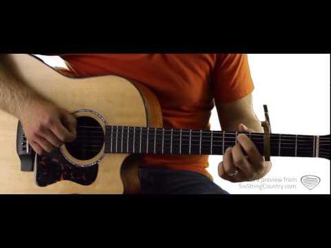 Night Train  Guitar Lesson and Tutorial  Jason Aldean