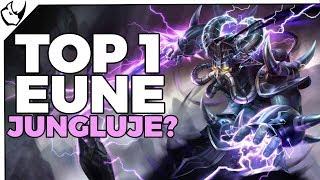 Top 1 Kassadin EUNE Gra w Jungli? - Najlepsi Gracze League of Legends