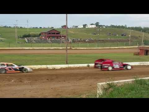 602 Crate Mod Heat race at Roaring Knob 9-1-19